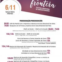 O5º Festival Binacional de Enogastronomiacomeça hoje!