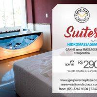 Já conhece as suítes doEmirates Hotel & SuíteseVerde Plaza Hotel?