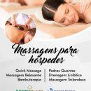 Você sabia que o Verde Plaza conta com profissionais qualificados para massagens terapêuticas?